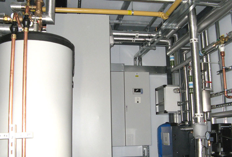 Flair Handling SystemsPackaged Boiler / Plant Rooms - Flair Handling ...